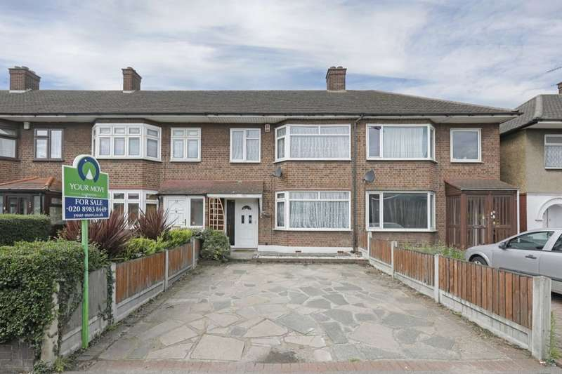 3 Bedrooms Property for sale in Whalebone Lane South, Dagenham, RM8