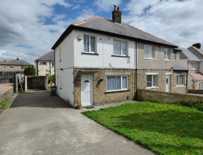 3 Bedrooms Semi Detached House for sale in Como Avenue, Bradford, BD8