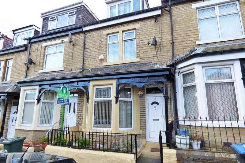 4 Bedrooms Property for sale in St. Leonards Road, Bradford, BD8