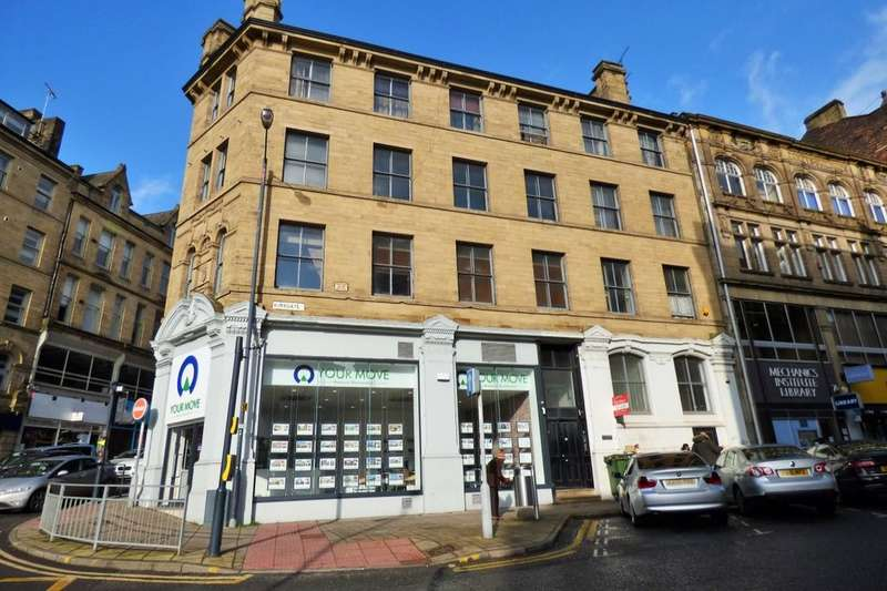 1 Bedroom Flat for sale in Kirkgate, Bradford, BD1