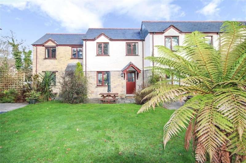 2 Bedrooms Terraced House for sale in Pendra Loweth, Maen Valley, Falmouth