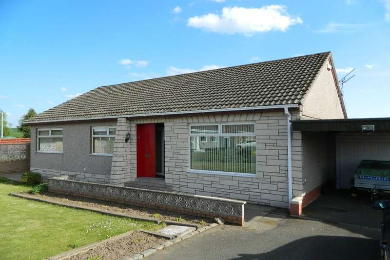 3 Bedrooms Detached Bungalow for sale in Lee Park, Carnwath, Lanark, ML11