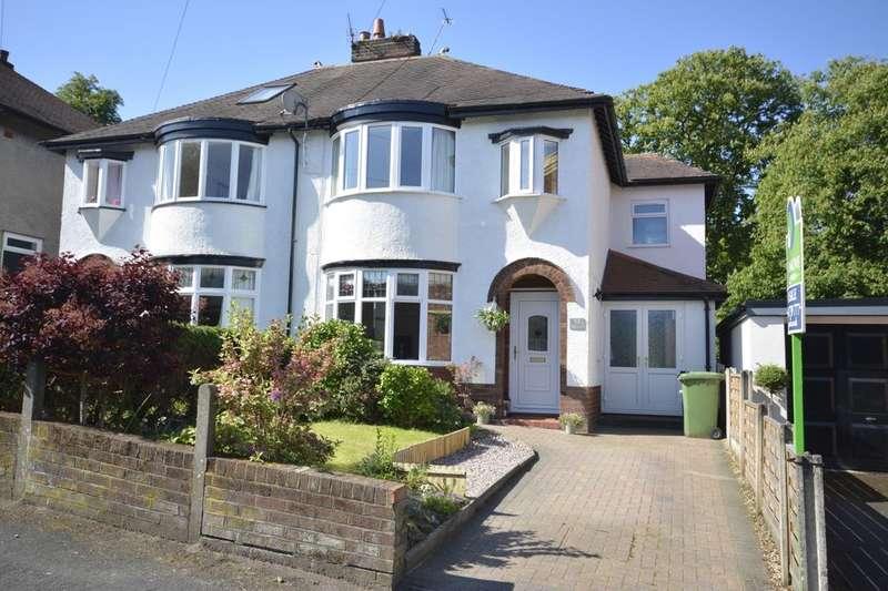 3 Bedrooms Semi Detached House for sale in Park Lane, Frodsham, WA6