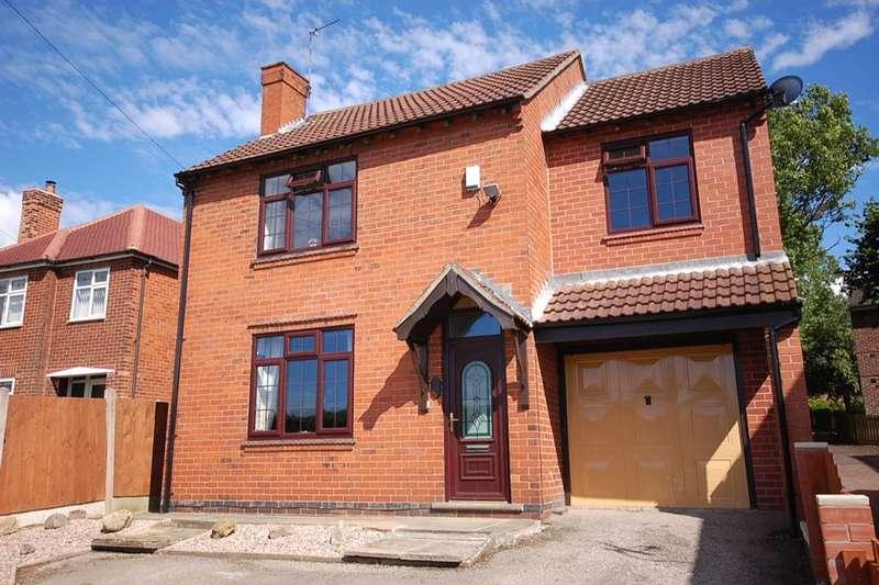 4 Bedrooms Detached House for sale in Whitemoor Lane, Belper, DE56