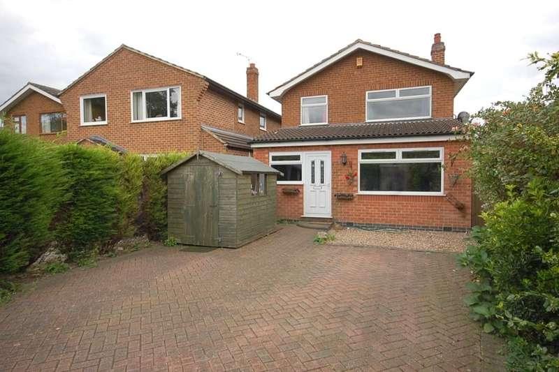 3 Bedrooms Detached House for sale in Station Road, Stanley, Ilkeston, DE7