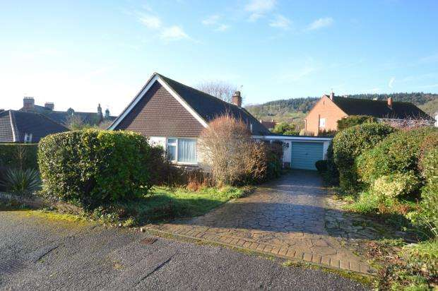 3 Bedrooms Detached Bungalow for sale in Cottington Mead, Sidmouth, Devon