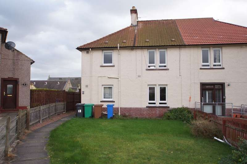2 Bedrooms Flat for rent in Henderson Park, Windygates, Leven, KY8