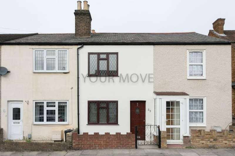 2 Bedrooms Property for sale in Claremont Road, Hornchurch, RM11