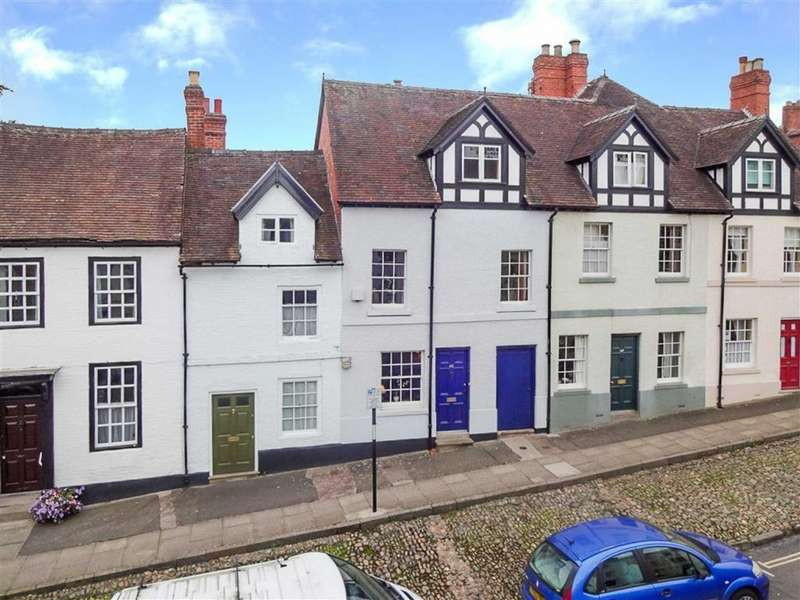 3 Bedrooms Town House for sale in Broad Street, Ludlow