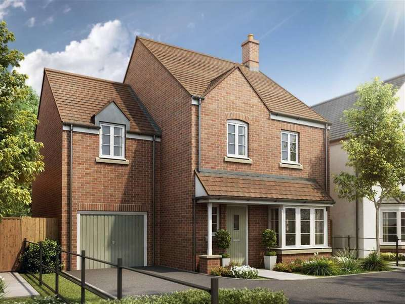 4 Bedrooms Detached House for sale in Oak Lane, Bredon, Tewkesbury, Gloucestershire