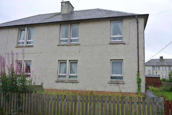 1 Bedroom Flat for sale in 11 St. Ninians Place, Stonehouse, Larkhall, ML9 3ES