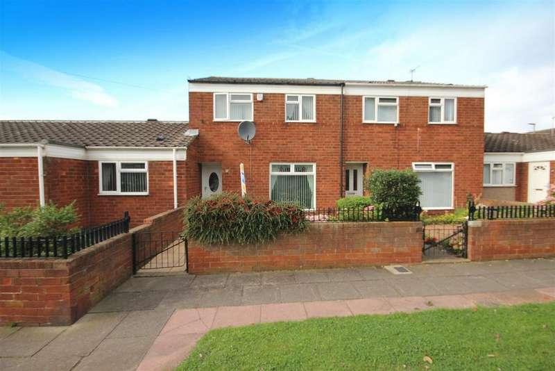 3 Bedrooms Terraced House for sale in Middleton Road, Hartlepool