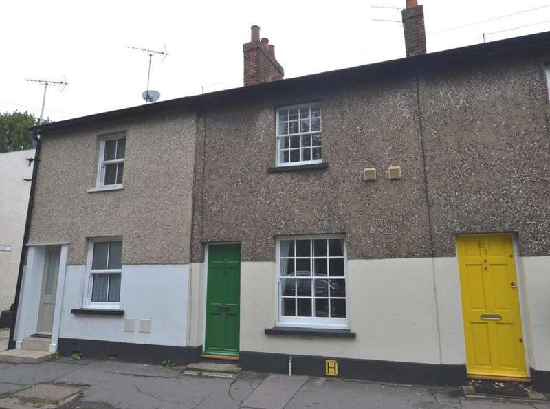 2 Bedrooms Terraced House for sale in Sun Street, Billericay, CM12