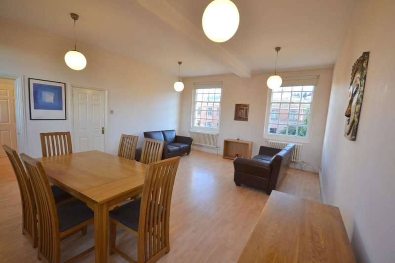 2 Bedrooms Flat for sale in Grafton Street, Semilong, Northampton, NN1