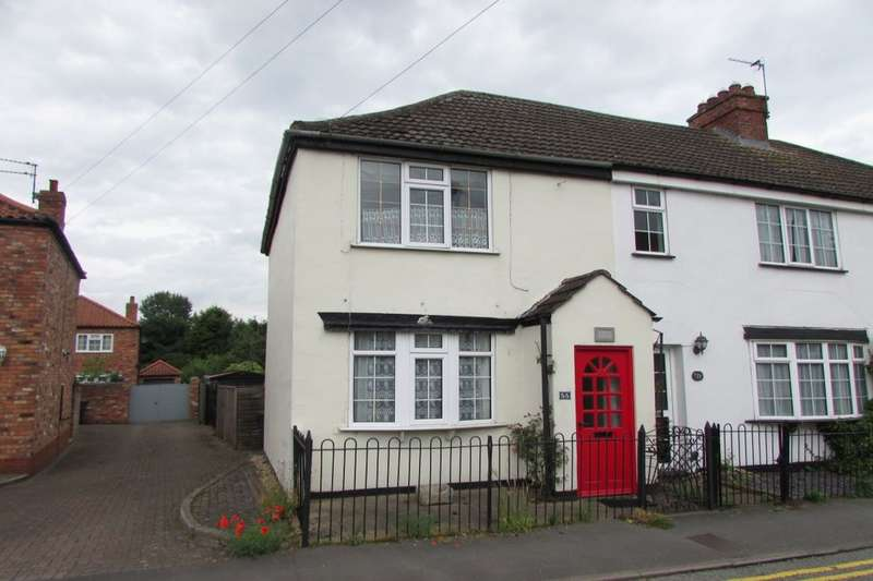 2 Bedrooms Property for sale in High Street, Scotter, Gainsborough, DN21