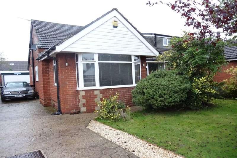 2 Bedrooms Semi Detached Bungalow for sale in Low Croft, Woodplumpton, Preston, PR4