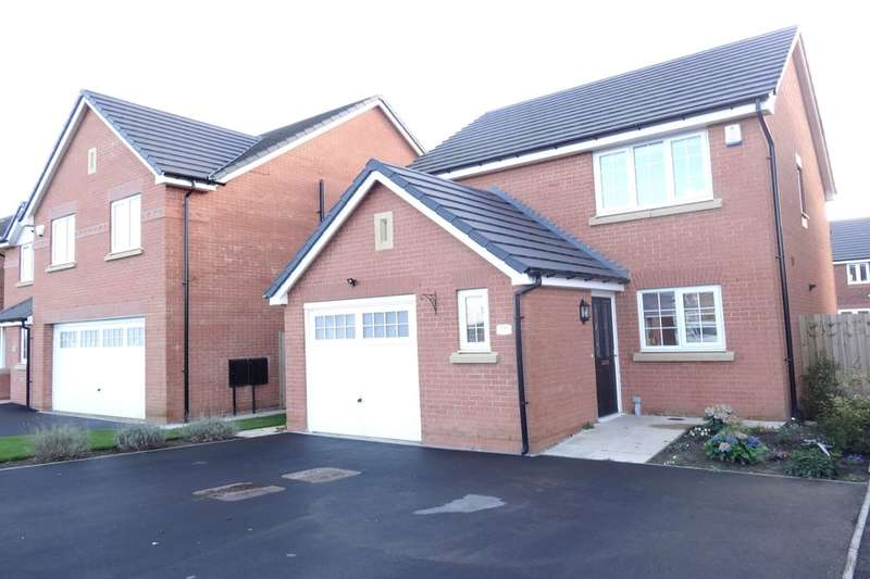 3 Bedrooms Detached House for sale in Maxy House Road, Cottam, Preston, PR4