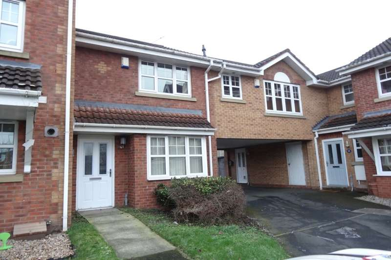 3 Bedrooms Property for sale in The Fieldings, Fulwood, Preston, PR2