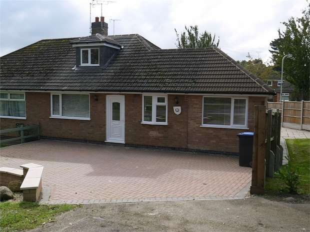 3 Bedrooms Semi Detached House for rent in Langton Road, Kibworth Harcourt, Leicestershire