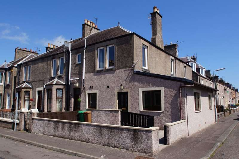 2 Bedrooms Flat for sale in Gladstone Street, Leven, KY8