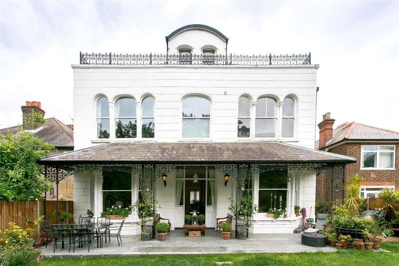 6 Bedrooms Detached House for sale in Venner Road, London, SE26