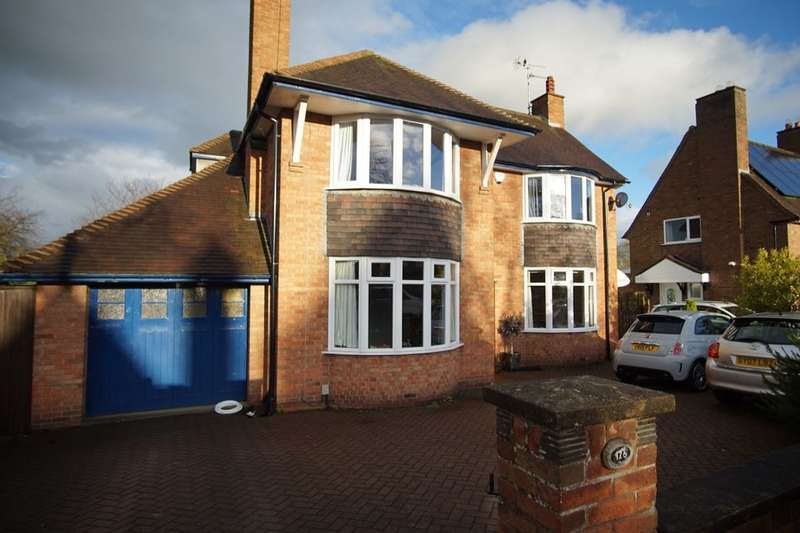 3 Bedrooms Detached House for sale in Eccleshall Road, Stafford, ST16