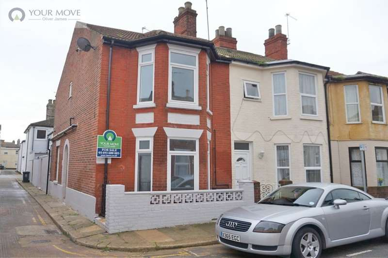 4 Bedrooms Property for sale in Southampton Place, Great Yarmouth, NR30
