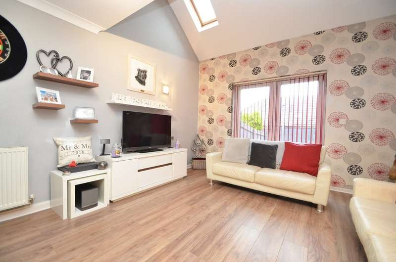 1 Bedroom Semi Detached House for sale in Grandsire Drive, Hillmorton, Rugby
