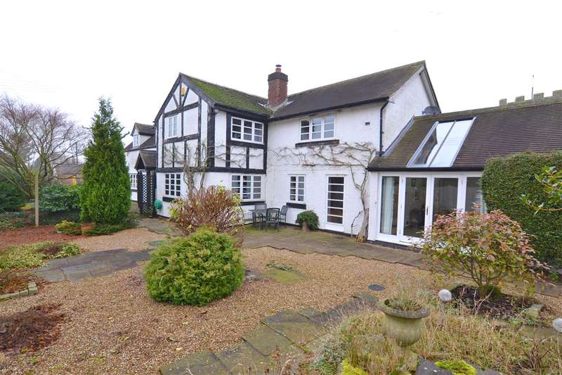 5 Bedrooms Cottage House for sale in Scotts Cottage, Drointon Lane, Stafford