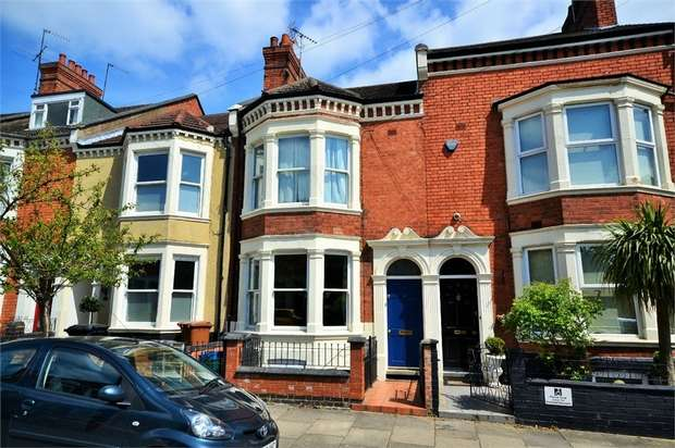 4 Bedrooms Terraced House for sale in Bostock Avenue, NORTHAMPTON