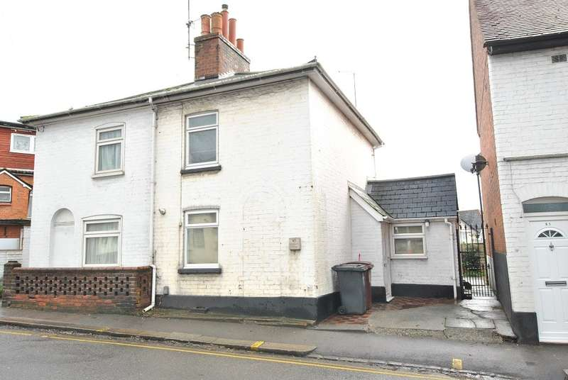 2 Bedrooms Terraced House for sale in Central Caversham