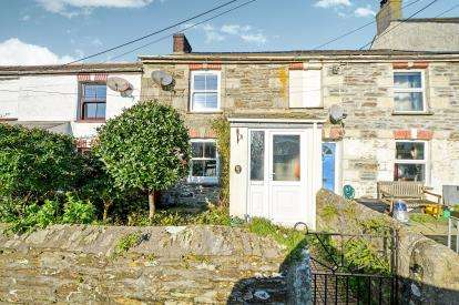 3 Bedrooms Terraced House for sale in St. Newlyn East, Newquay, Cornwall