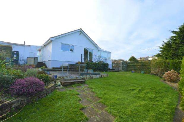 3 Bedrooms Bungalow for sale in Forth Vean, Portreath, Redruth, Cornwall