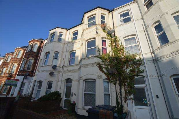 2 Bedrooms Flat for sale in St. Andrews Road, Exmouth, Devon