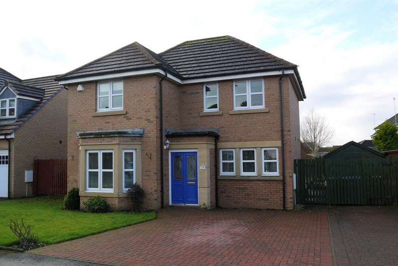 3 Bedrooms Detached House for sale in Whiteside Drive, Monkton, Prestwick, KA9