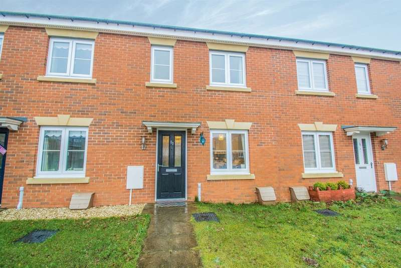 2 Bedrooms Terraced House for sale in Beech Tree View, Caerphilly