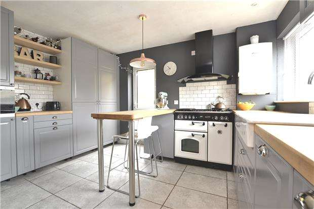 3 Bedrooms Detached House for sale in Southlands, Aston