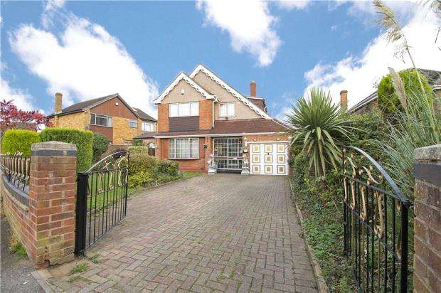 3 Bedrooms Detached House for sale in Frankwell Drive, Potters Green, Coventry, West Midlands
