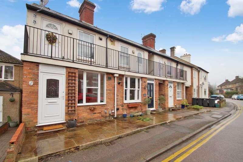 1 Bedroom Maisonette Flat for sale in Bury Road, Boxmoor Borders, Hemel Hempstead