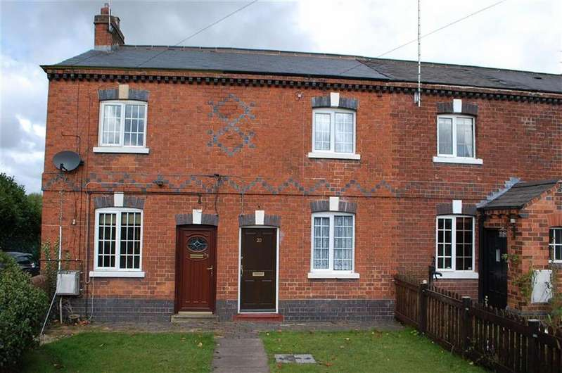 2 Bedrooms Terraced House for rent in 20, Brickbridge Lane, Wombourne, Wolverhampton, WV5