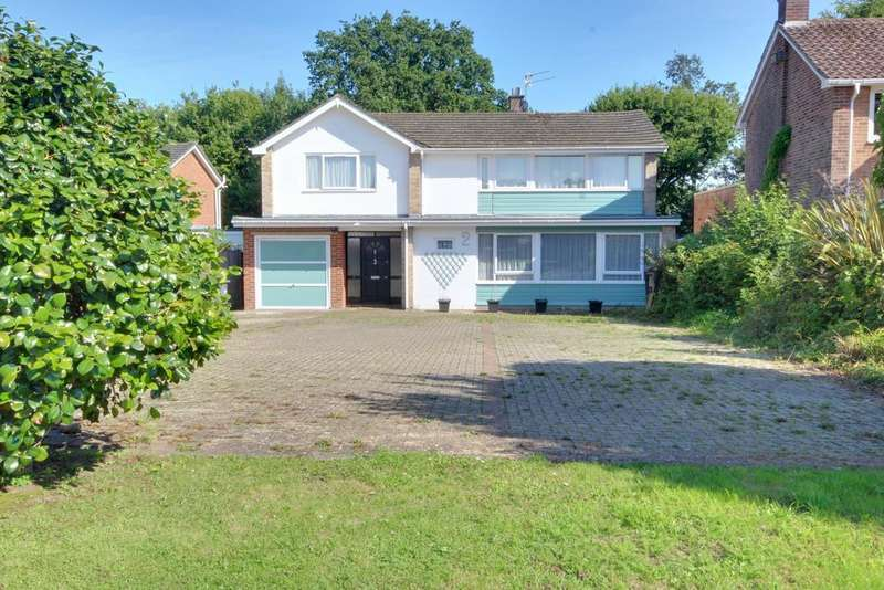 6 Bedrooms Detached House for sale in WATERLOOVILLE
