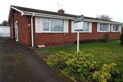 2 Bedrooms Bungalow for rent in Cherry Tree Crescent, Salford Priors