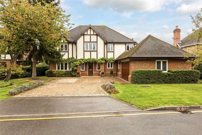 5 Bedrooms Detached House for sale in Foxborough Court, Maidenhead, Berkshire, SL6