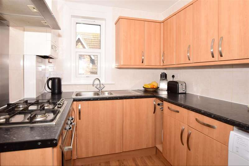 2 Bedrooms Flat for sale in Manor Road, , Folkestone, Kent