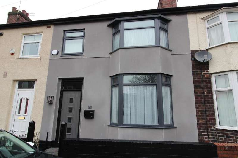 3 Bedrooms Terraced House for rent in Boxdale Road, Mossley Hill, L18 5EN