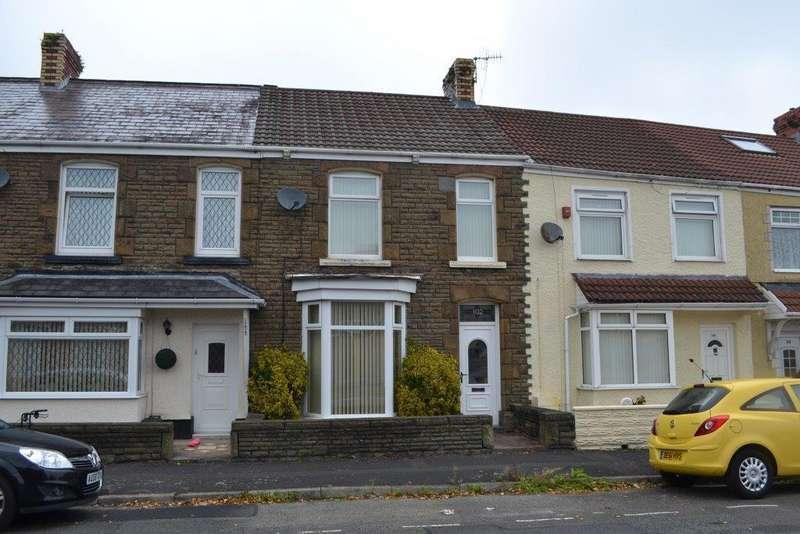 3 Bedrooms House for sale in Fern Street, Cwmbwrla, Swansea