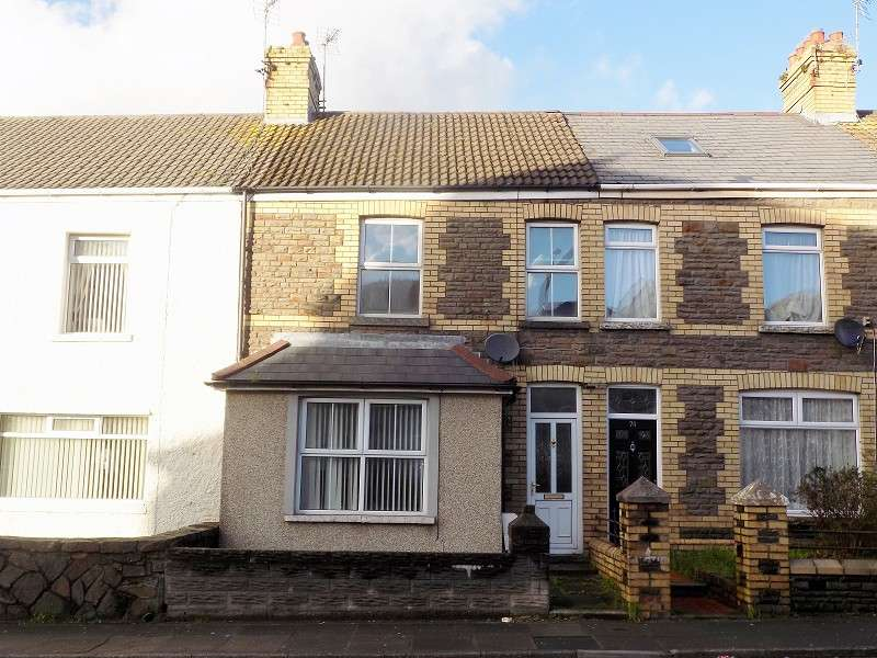 3 Bedrooms Terraced House for sale in Pisgah Street, Kenfig Hill, Bridgend. CF33 6BU