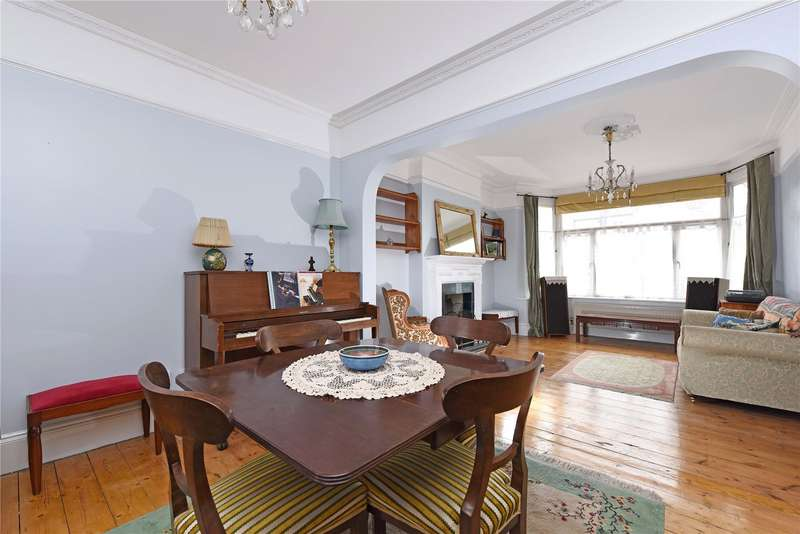 5 Bedrooms End Of Terrace House for sale in Wimbledon Park Road, Southfields, London, SW18