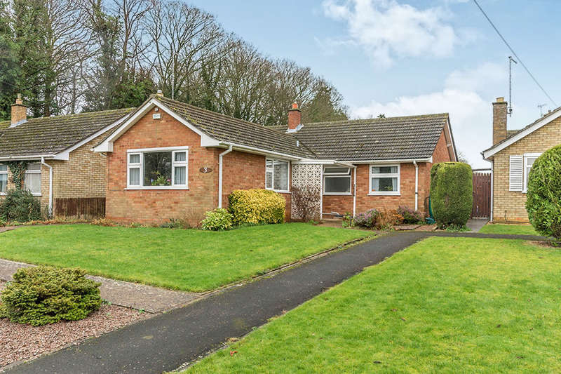 3 Bedrooms Detached Bungalow for sale in Lady Lodge Drive, Orton Waterville, Peterborough, PE2
