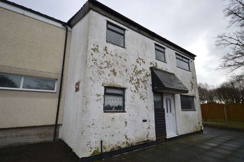 2 Bedrooms Property for sale in Flordon, Skelmersdale, WN8
